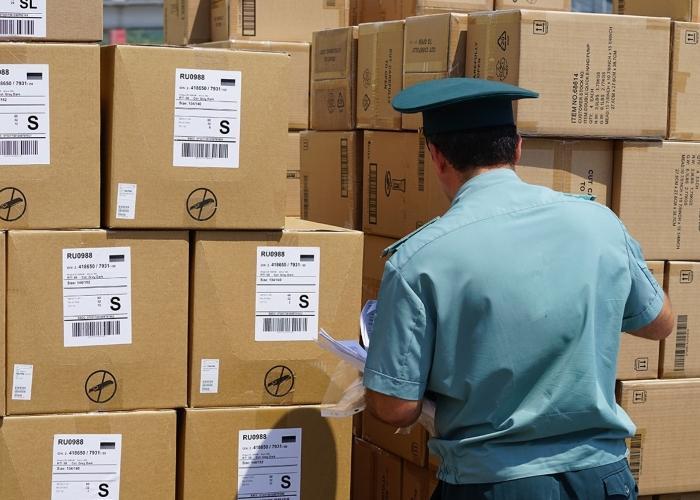 Услуги таможенного оформления товаров